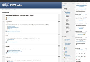 GT Training Moodle Platform